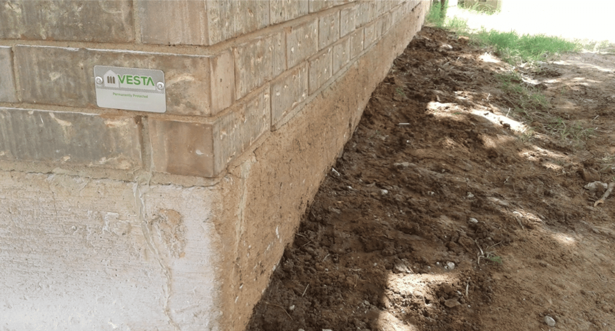 After the installation, all foundations are marked clearly for future identification.  The customer receives a copy of the pier logs and pressure readings.  All systems have a nationally backed warranty.