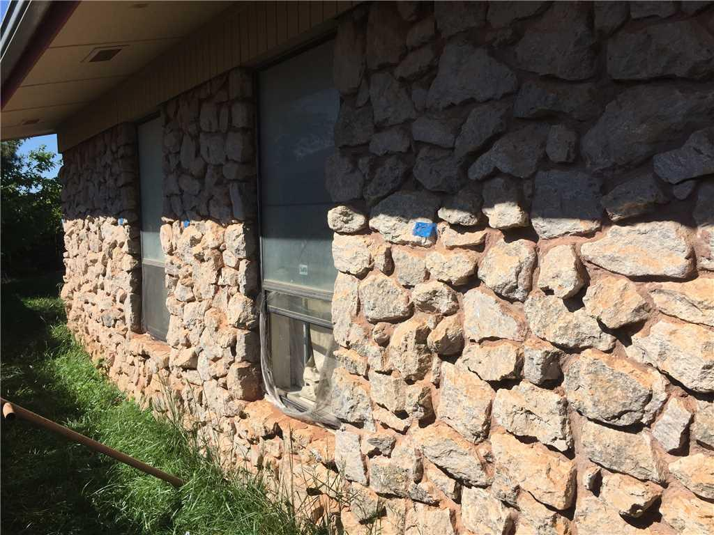 If you are like many in Oklahoma City that have a stone house than you know cracks can either be on the surface or structural.