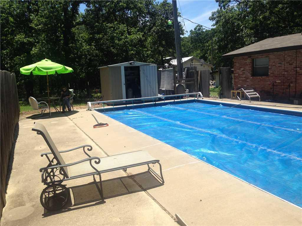 Be sure when preparing your pool for summer to prevent trip hazards by lifting uneven sections using POLYLevel