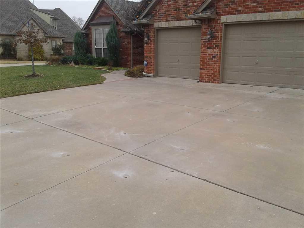 Using the Concrete Protection System, the Vesta Foundation Solutions team was able to get this driveway protected against future settlement.