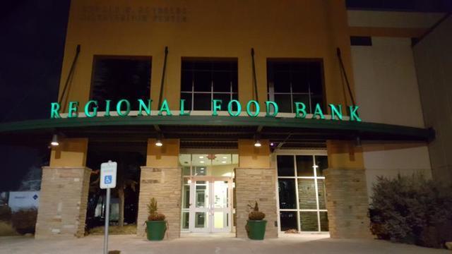 Regional Food Bank Rock N' Box Event