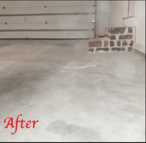 PolyLevel Concrete Lifting Used in Oklahoma City - After Photo