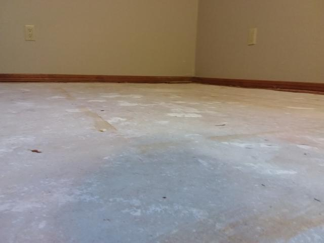 Concrete Lifting Success in Newalla, OK - After Photo