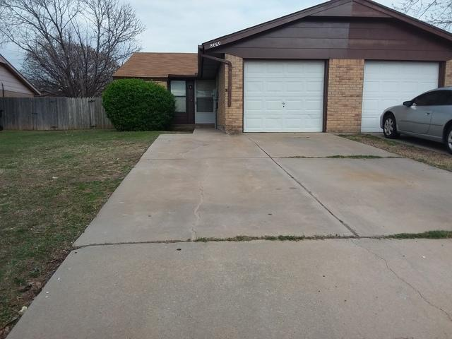 Driveway Repaired in Oklahoma City, OK - After Photo