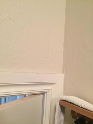 Shawnee, OK PolyLevel Repairs Cracked Wall - After Photo