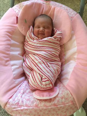 Vesta Team Welcomes Baby Ella - Image 1