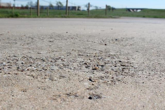 What causes Concrete Surface Problems - Image 1