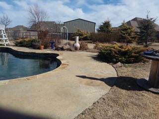 Pool Deck repair in Tuttle, OK