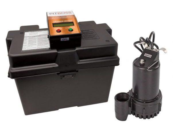 PitBoss Battery Backup